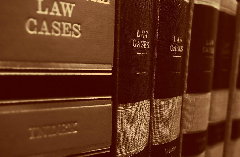 Представительство в суде юридического лица