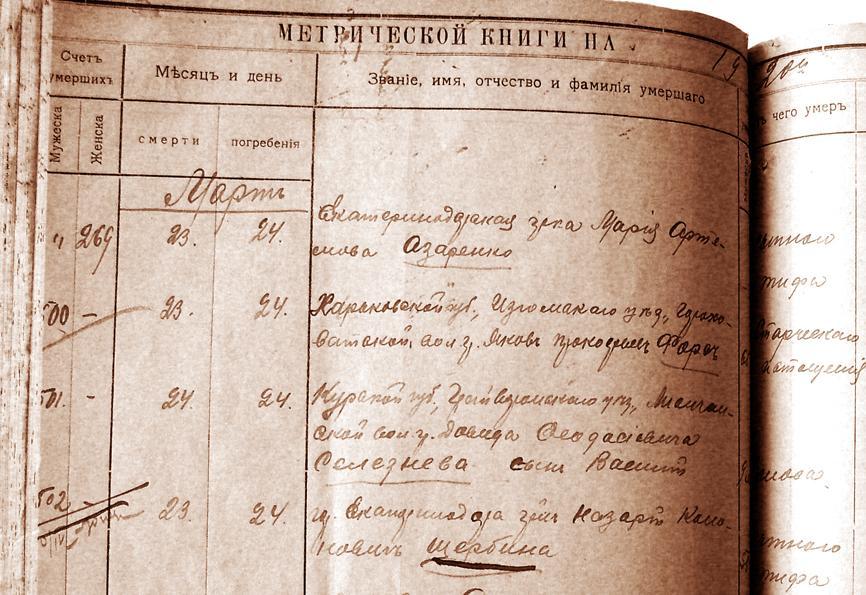 Как иностранцам получить архивную справку в Украине?