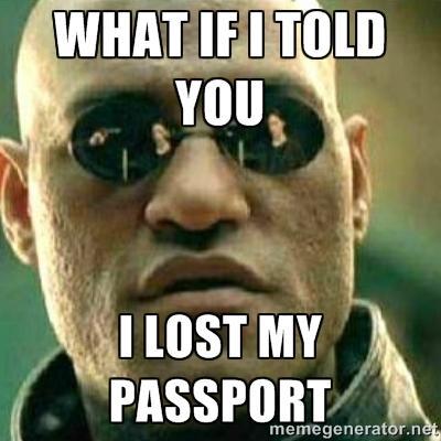 Адміністративна відповідальність за втрату паспорта громадянина України