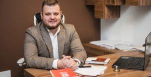 Тарас Бачинський дав інтерв'ю Львівській торгово-промисловій палаті